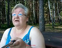 Irina in the Urals
