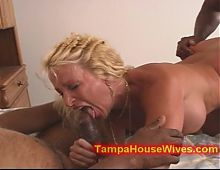 Milf Soccer Mom takes it up the ASS