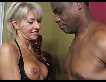 Pierced  Mature And BBC