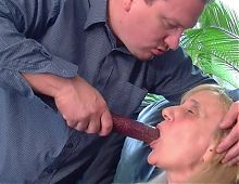 Nanney and Black Jack Anal Mature
