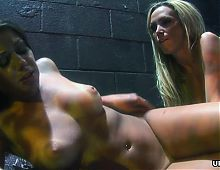 Gina Lynn and Penny Flame cant stop fucking each other