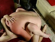 Naughty old spunker with nice tits loves to fuck and facials