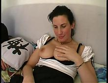 AMATEUR MATURE MAID HOMEMADE SEX