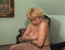 Lovely older ladys doing all kind of things long movie