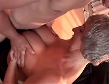 Young Boy Fuck Busty Granny