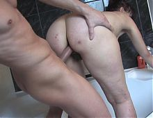 Hairy Mature Mom Karin
